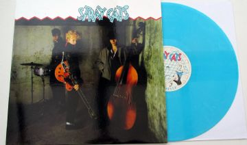 Stray Cats - Stray Cats (2016 Turquoise Vinyl / Numbered Ltd Ed. 000083